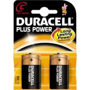 Duracell patareid C/LR14 Plus Power MN1400 2 tk
