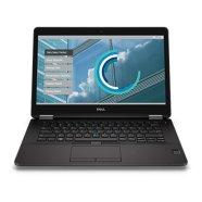"""Dell Latitude E7270 Black 12.5"""" HD sülearvuti"""