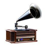 Camry grammofon retrostiilis