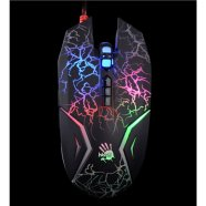 A4Tech A4Tech Bloody Gaming Mouse Neon N50 Wired USB, (Black)
