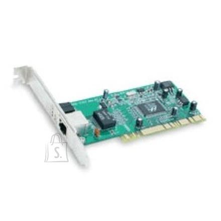 D-Link D-LINK DGE-530T, Managed Gigabit Ethernet NIC, 10/100/1000Mbps Managed Gigabit Ethernet UTP 32-bit PCI 2.2 (Bus Master) NIC, PnP,  SNMP, VLAN, Flow control