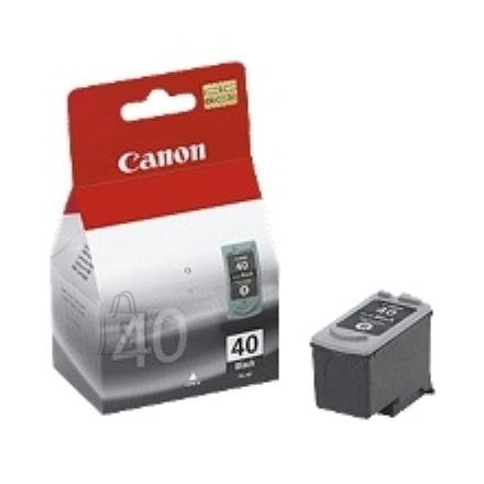 Canon Canon PG-40 FINE Pigment Black Ink Cartridge (for FAX JX200/500, Pixma iP1200/1300/1600/1700/1800/2200/2500/2600, MP140/150/160/170/180/210/220/410/430/450/460, MX300/310), 490 p. @ A4 7,5%