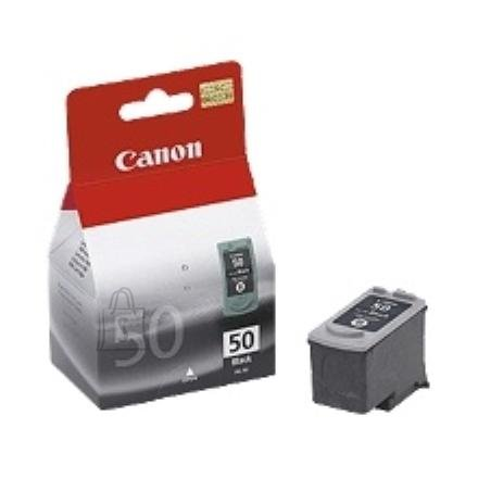 Canon Canon PG-50 FINE Pigment Black Ink Cartridge (for FAX JX200/500, Pixma iP2200, MP150/160/170/180/410/430/450/460, MX300/310), 750 p. @ A4 7,5%