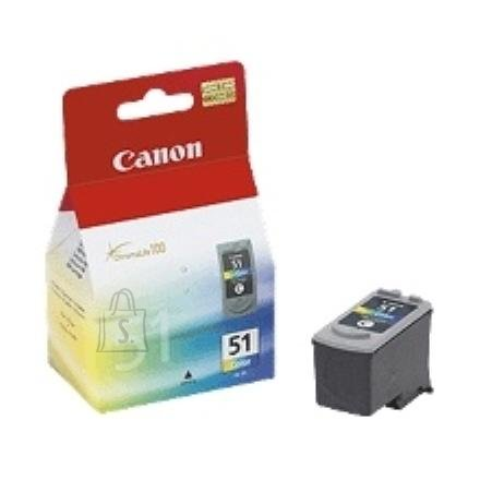 Canon Canon CL-51 FINE Color Ink Cartridge (Magenta, Yellow, Cyan) (for Pixma iP2200/6210/6220/6310, MP150/160/170/180/410/430/450/460, MX300/310), 330 p. @ A4 5%