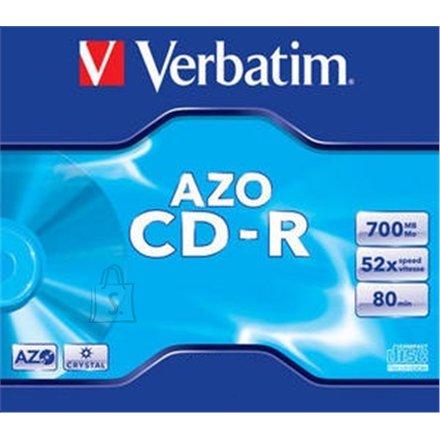 Verbatim CD-R toorik 80/700MB 52X
