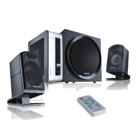 MicroLab Microlab FC-550 2.1 Speakers/ 54W RMS (15Wx2+24W)/ Remote Control/ Amplifier
