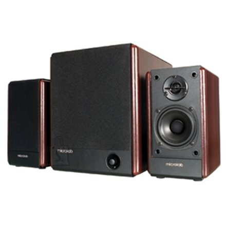 MicroLab Microlab FC-330 2.1 Speakers/ 56W RMS (16Wx2+24W)/ Wooden