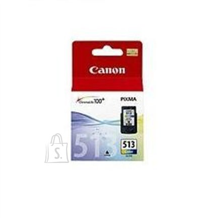 Canon Canon CL-513 High Capacity FINE Color Ink Cartridge (Magenta, Yellow, Cyan) (for Pixma MP240, MP260, MP280, MP480), 349 p. @ A4 7,5%