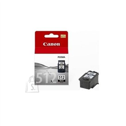 Canon Canon PG-512 High Capacity FINE Black Ink Cartridge (for PIXMA MP240, MP260, MP280, MP480), 401 p. @ A4 7,5%