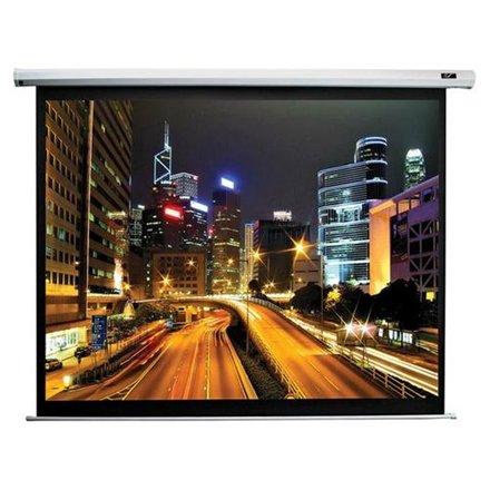 """Elite Screens 120V 120"""" 4:3 elektriline valge projektori ekraan"""