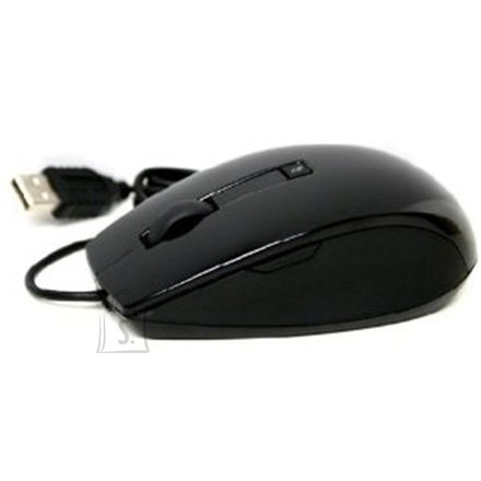 Dell DELL Mouse Laser USB (6 buttons scroll) BLACK