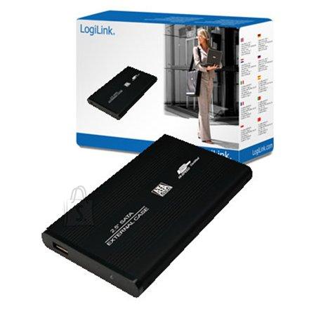 """Logilink välise kõvaketta korpus 2.5"""" SATA USB 2.0"""