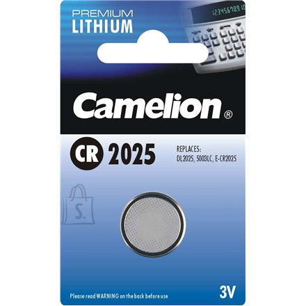 Camelion Camelion Lithium Button celles 3V (CR2025), 1-pack