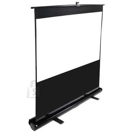 "Elite Screens F100NWH ezCinema Portable Screen 100"" 16:9  must projektori ekraan"