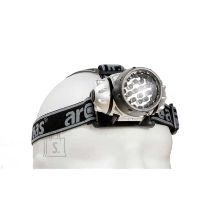 ARCAS 28 LED Headlight incl. 3 x AAA batteries