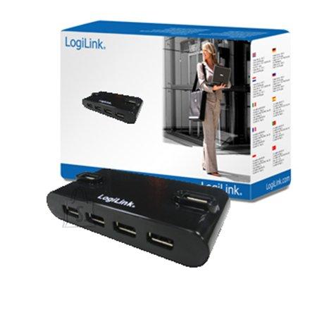Logilink USB jaotur 4-le adapteriga