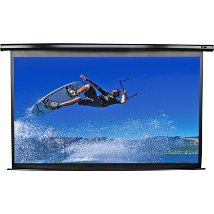 Elite Screens VMAX150UWH2 elektriline projektori ekraan 16:9, 332 x 186.9 cm