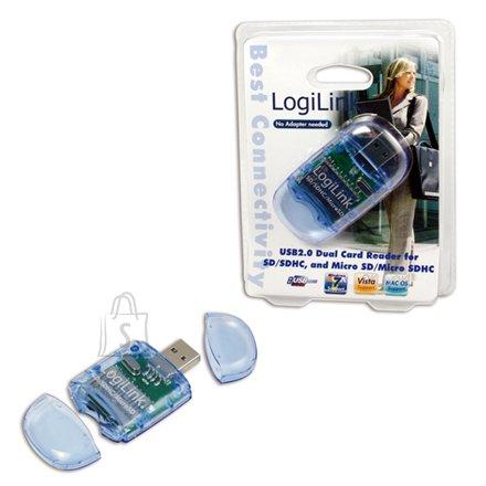 Logilink mälukaardilugeja USB 2.0 Micro SD