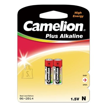 Camelion Camelion Alkaline Lady 1.5V (LR1), 2-pack