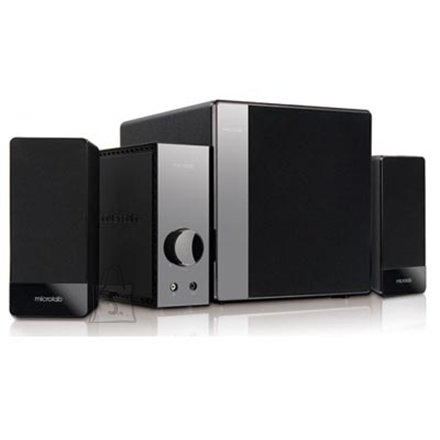MicroLab Microlab FC-360 2.1 Speakers/ 54W RMS (15Wx2+24W)/ Amplifier