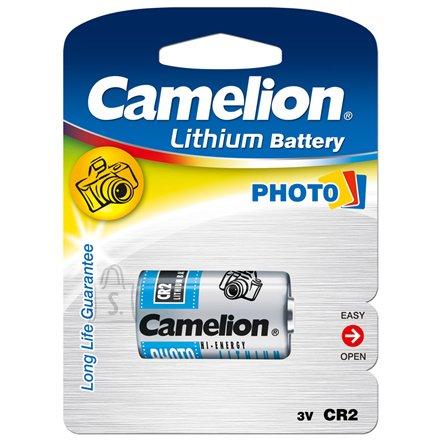 Camelion Photo Lithium 3V (CR2), 1-pack