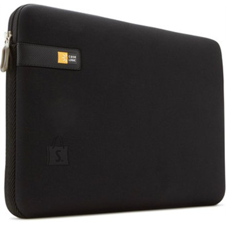 "Case Logic Case Logic LAPS113K Laptop and MacBook Sleeve for 13.3"" (Black)/ For 33 x 2.8 x 23.1 cm"