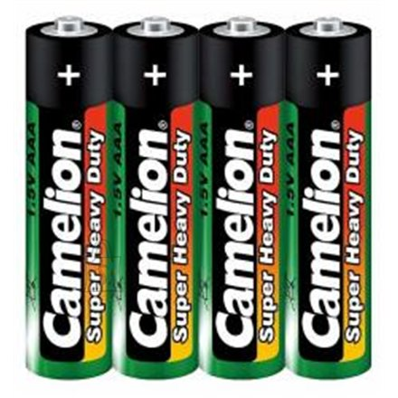 Camelion Camelion Super Heavy Duty AAA (R03), Green, 4 pcs