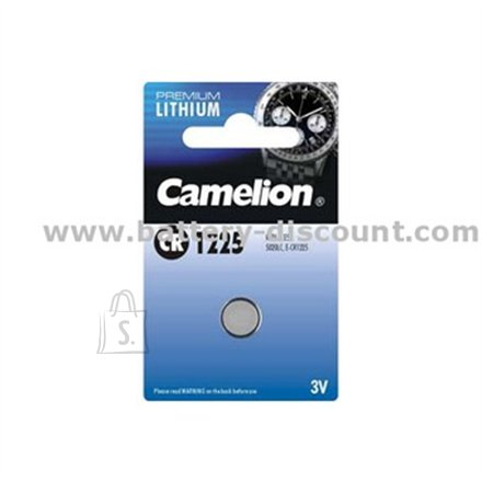 Camelion Camelion Lithium Button celles 3V (CR1225), 1-pack