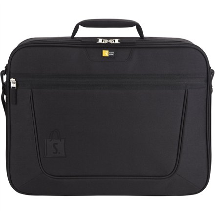 "Case Logic Case Logic VNCI217 Laptop Briefcase for 17""/ Polyester/ Black/ For (41.7x4.4x30 cm)"