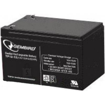 Gembird EnerGenie Rechargeable battery 12 V 12 AH for UPS