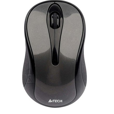 A4Tech A4Tech mouse G7-360N, 2.4G Full Speed Wireless Optical, distance 15m, up to 2000dpi, 4 DPI-Shift, 8-in-1 gesture, 4D-Wheel, USB (Grey)