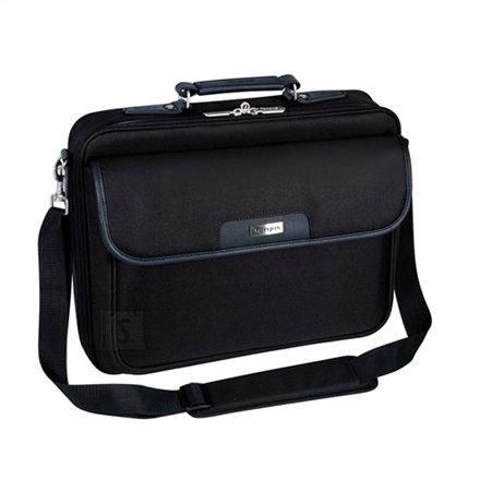 """Targus Targus Laptop Case CN01 for 15.4 - 16"""" / Polyester / Interior: 39 x 5 x 31 cm / Reinforced frame / Self-healing nylon zippers"""