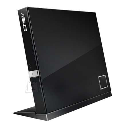 Asus ASUS SBC-06D2X-U  External Slim Blu-ray Drive,  Black, BDXL support, 6X Blu-ray reading speed, USB 2.0