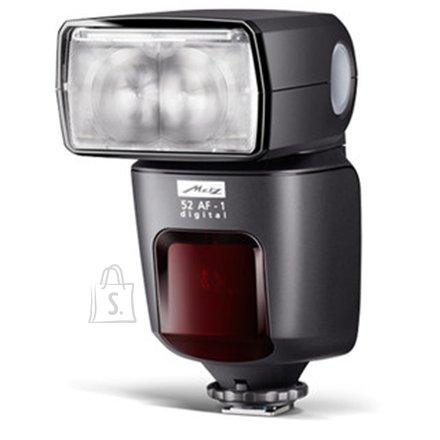 Metz Metz 52 AF-1 digital for Nikon, Swivel reflector, Flip-out reflector card, USB interface, Simple operation