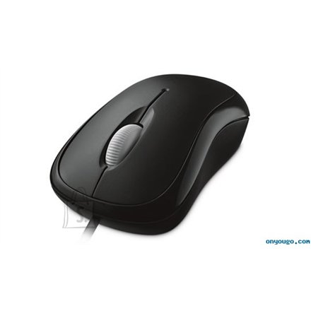 Microsoft Microsoft Basic Optical Mouse for Business, USB, Black