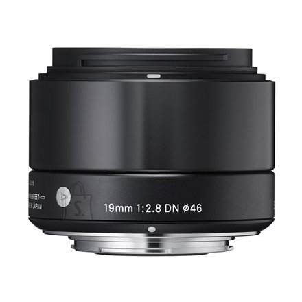 Sigma Sigma 19mm F2.8 DN for Sony Nex, Black