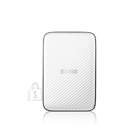 Silicon Power SILICON POWER 500GB, PORTABLE HARD DRIVE DIAMOND D20, WHITE