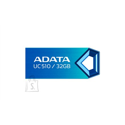 A-Data A-DATA 32GB USB2.0 DashDrive Choice UC510, Blue