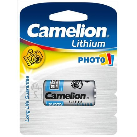 Camelion Camelion CAMERA SPECIAL battery 3V (CR123A), 1-pack