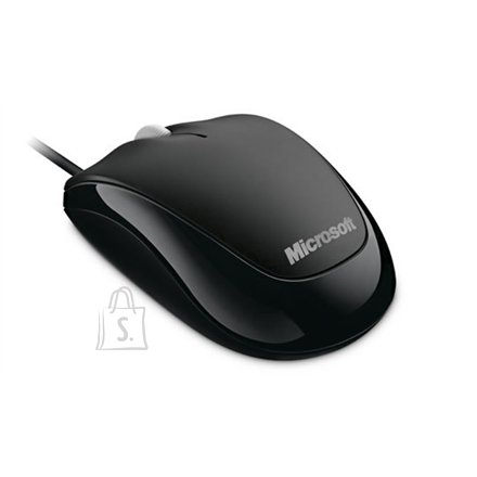 Microsoft Microsoft Compact Optical Mouse 500 for Business , USB, Black