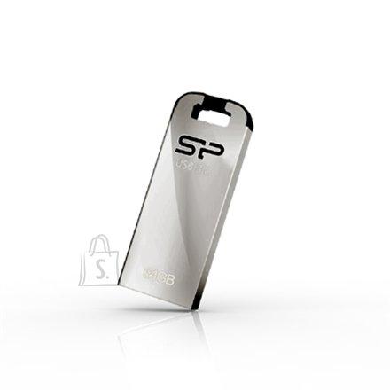Silicon Power SILICON POWER 32GB, USB 3.0 FlASH DRIVE, Jewel J10, BLACK