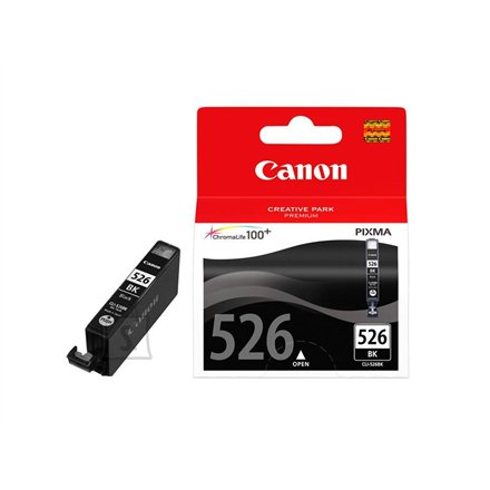 Canon Canon CLI-526BK Black Ink Tank (For IP4850, MG5150/5250/6150/8150)