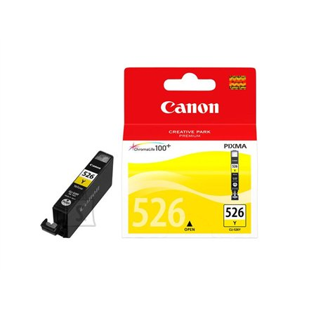 Canon Canon CLI-526Y Yellow Ink Tank (For IP4850, MG5150/5250/6150/8150)