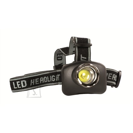 Camelion CT-4007 LED Head Light, plastic+metal/ High-performance chip SMD technology