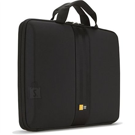 "Case Logic Case Logic QNS-113 Laptop Sleeve for 13""/ EVA-Nylon/ For (32.5 x 2.0 x 25.0cm)/ Black"