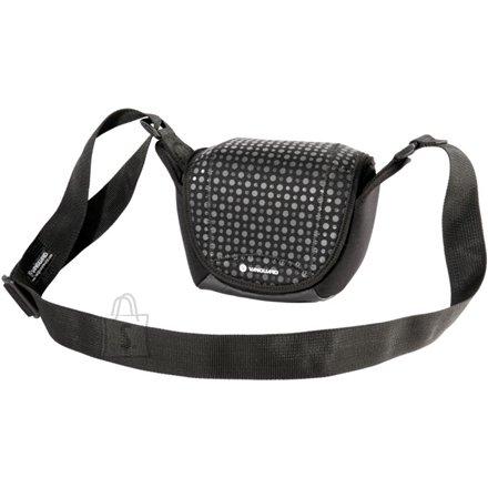 Vanguard Vanguard NIVELO 18 BLACK Shoulder Bag / Ultra soft, scratch-resistant interior fabric / Durable, weather-resistant fabric / Adjustable shoulder strap