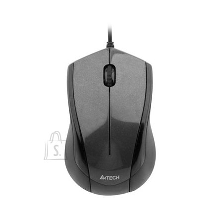A4Tech A4Tech mouse N-400 V-Track Padless USB (Glossy Grey)