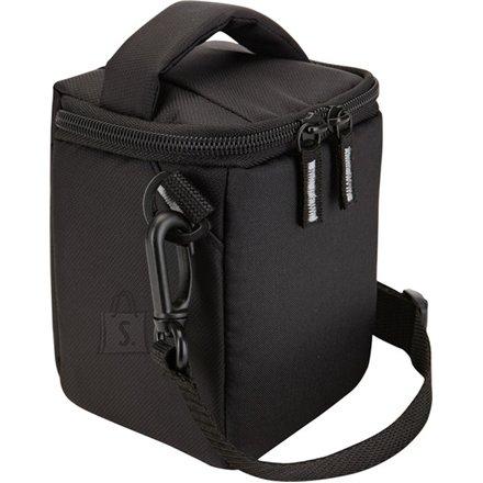 Case Logic Case Logic TBC404 Compact High Zoom Camera Case / Nylon / Fits Devices: 8.9 x 7.6 x 11.7 cm