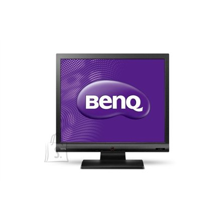 "BenQ BenQ BL702A 17"" TN LED 1280x1024 (5:4) / 250 cdqm / 12M:1 (1000:1) / 5ms / 170-160 / D-sub / Tilt: -5~20, Vesa/ Flicker-free / Black"