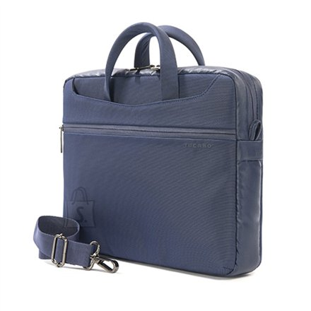 "Tucano Tucano WORK_OUT slim bag for MacBook Air/Pro 13"" and Ultrabook 13"" + iPad and tablet (Blue)"